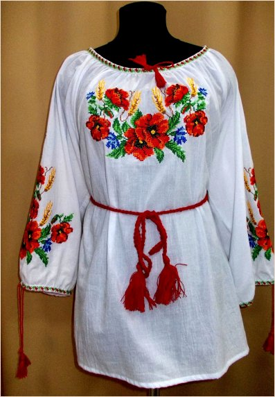 Блузка Вышиванка Купить В Спб